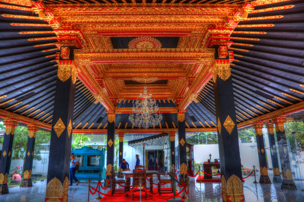 The Keraton is the Reflection of Javanese Culture