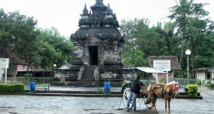 The Pawon temple is also known as Bajranalan