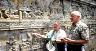 Understanding the Thousands of Relief Panels of Borobudur