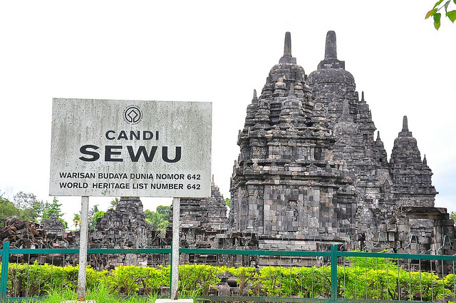 Sewu Temple The Second Largest Buddhist Temple