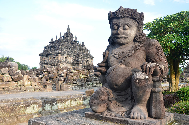 Plaosan Temple Yogyakarta Tours