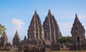 The Beautiful of Prambanan Temple