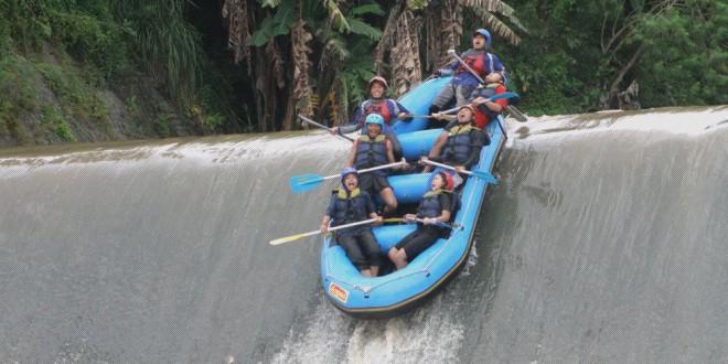 Progo Rafting Central Java