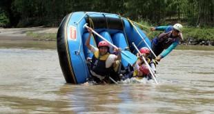 Progo River Rafting