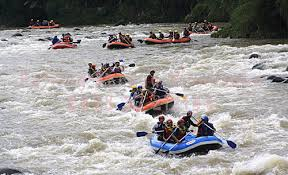 Serayu Rafting Tour