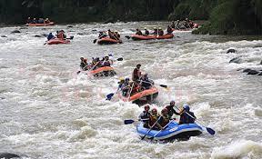 Serayu Rafting Tour