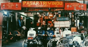 Triwindu Antique Market Solo
