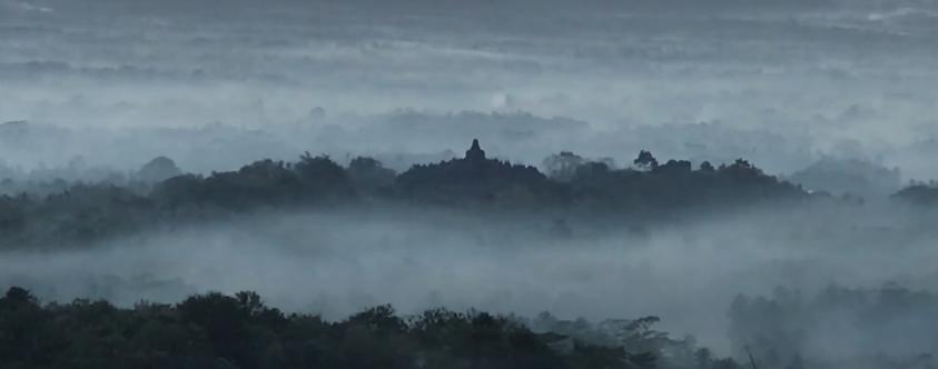 Punthuk Setumbu hill borobudur